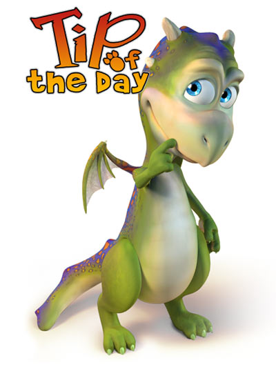 tip-of-the-day-tip-personaggio-3d