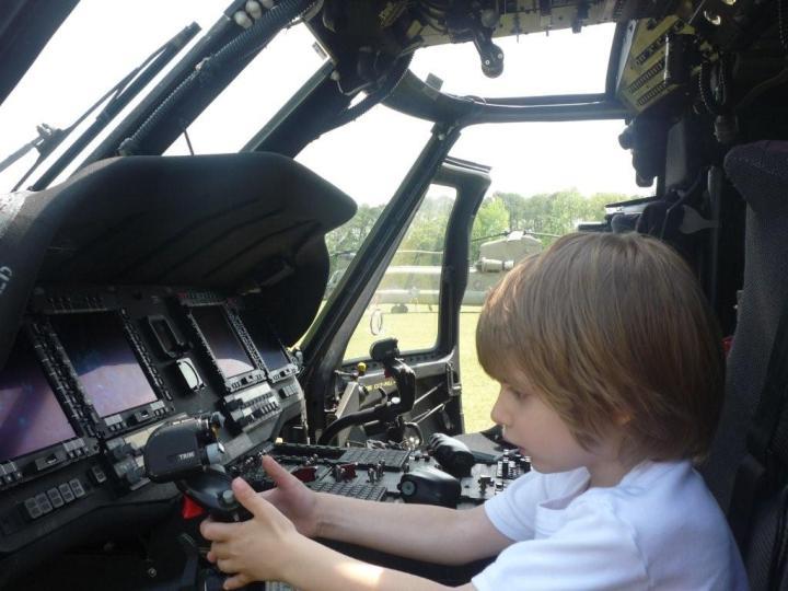 """Carburante Elicottero : """"porta il tuo bambino al lavoro vecchi in america"""