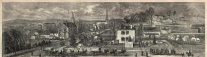 quartier generale generale Logan 1861