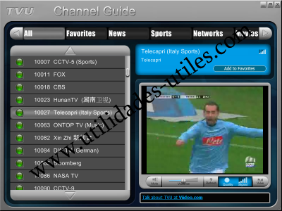 Download-TVUPlayer