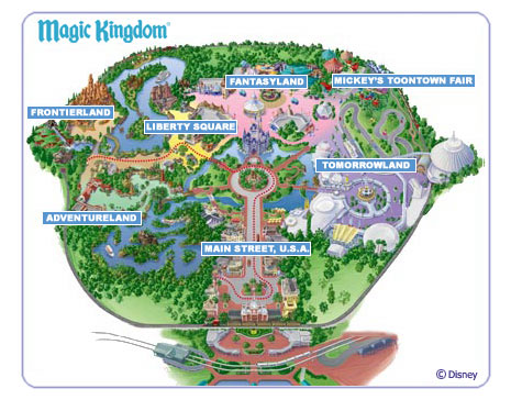 Magic-Kingdom-Map