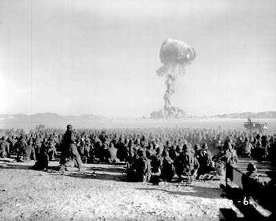 November_1951_nuclear_test_at_Nevada_Test_Site
