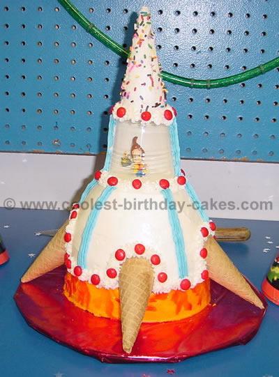 Cake Decorators on Cake Decorating Idea 02    4 Vecchi In America