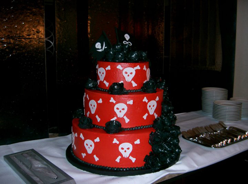unusual-wedding-cake