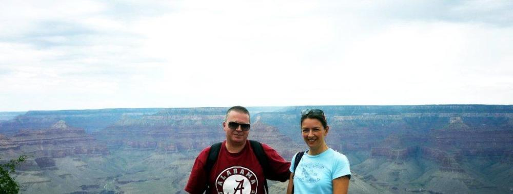 GRAND CANYON SOUTH RIM: DA NON PERDERE! (1/6)