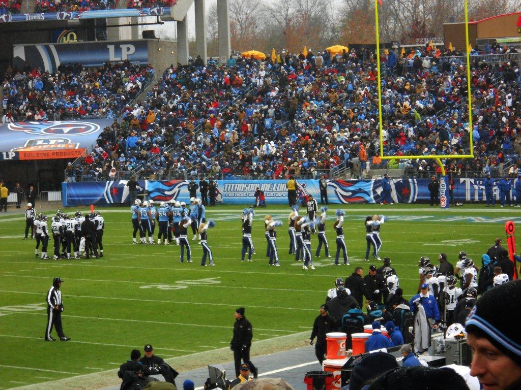 NFL Cheerleaders incontri giocatori