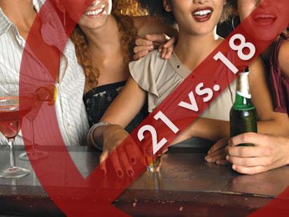 L'ALCOOL E LA MINIMA ETA' IN USA! (4/6)