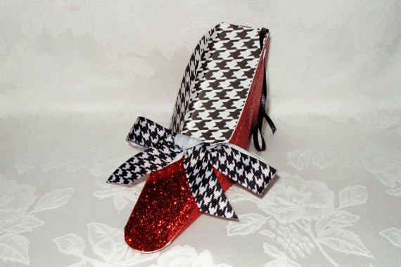 alabama%20crimson%20tide%20high%20heel%20paper%20shoe%20regular%20shoe%20or%20ornament%206-f52361