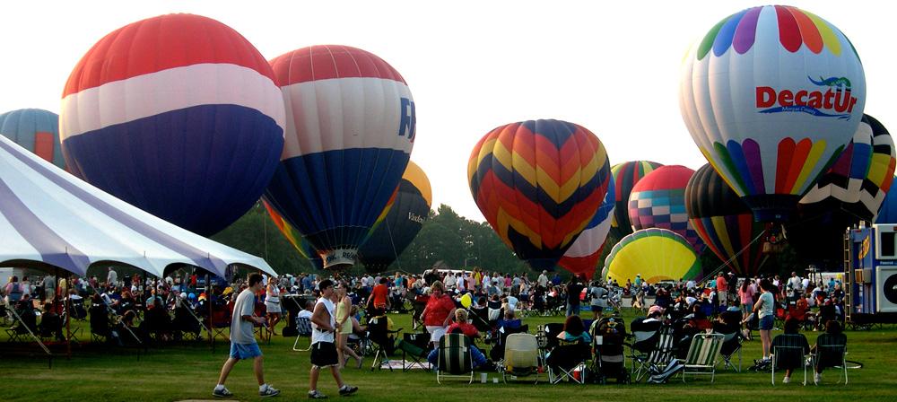 Tavolo E Sedie Da Campeggio.Alabama Jubilee Hot Air Balloon Classic 3 Anni Dopo 4 Vecchi